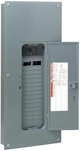 Square D 150A panel main breaker.