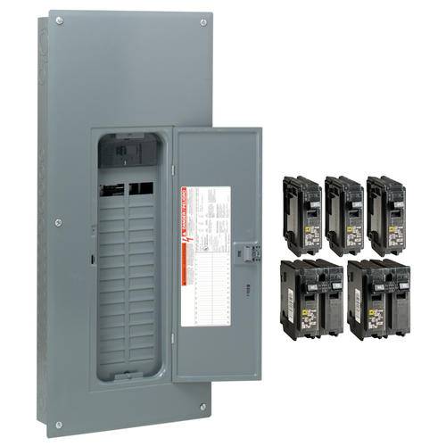 Fabulous Square D Homeline 200 Amp 30 Space Indoor Main Breaker Value Pk Wiring Cloud Hisonuggs Outletorg
