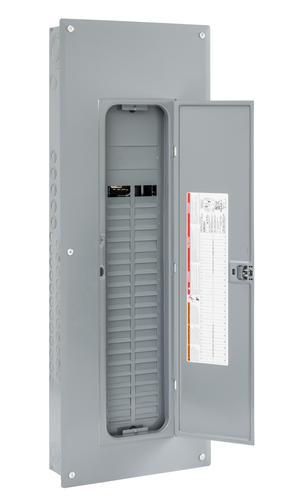 Homeline 225 Amp 80-Circuit Indoor Main Lug Plug-On Neutral Load Center 40-Space