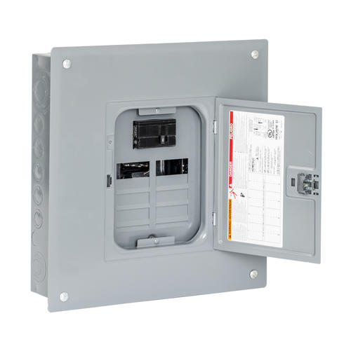 Amazing Square D Homeline 100 Amp 8 Space Indoor Main Breaker Load Center Wiring Cloud Hisonuggs Outletorg