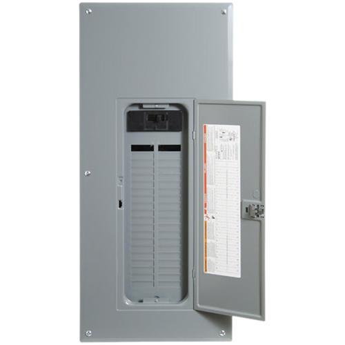 Square D Qo 200 Amp 40 Space40 Circuit Indoor Main Breaker Load Center At Menards