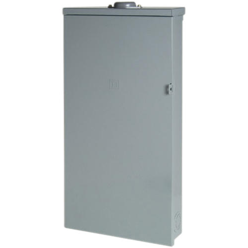 Square D Qo 200 Amp 8 Space 16 Circuit Outdoor Commercial Main Breaker Load Center At Menards