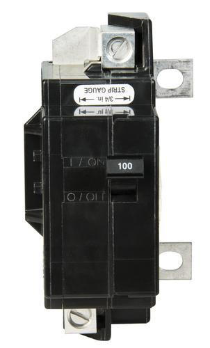 Square D Homeline Qo 100 Amp Commercial Main Breaker At Menards