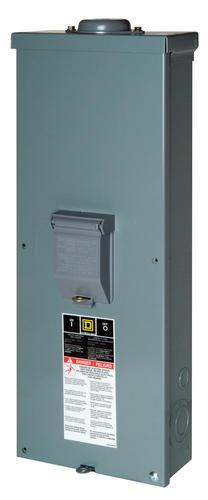 Square D Qo 200 Amp Outdoor Circuit Breaker Enclosure At Menards