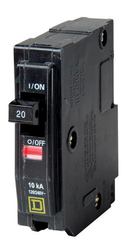 Square D™ QO™ 1-Pole Commercial Circuit Breaker at Menards®
