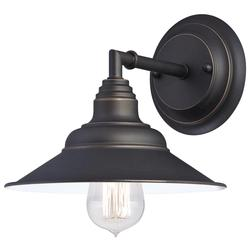 Westinghouse Deansen Oil Rubbed Bronze 1 Light Wall Light