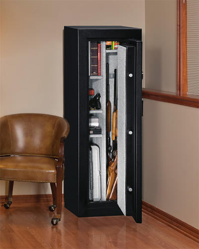 Sentinel® 7 60 cu ft 14-Gun Fire-Resistant Safe with Electronic Lock