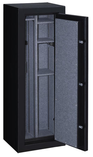Stack-On® 10-Gun Convertible Fire-Resistant Safe with Electronic ...