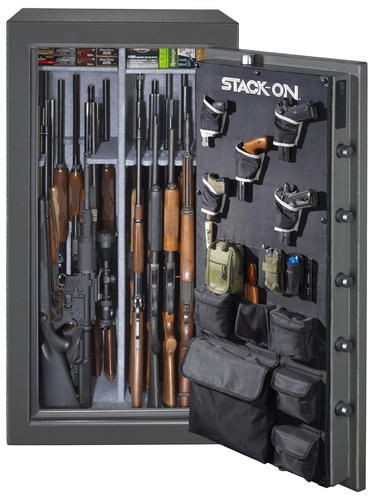 Enjoyable Stack On Total Defense 40 Gun Safe At Menards Download Free Architecture Designs Momecebritishbridgeorg