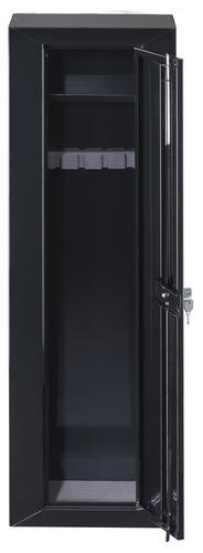 Gun Security Cabinet >> Sentinel 8 03 Cu Ft 10 Gun Security Cabinet With Key Lock At Menards