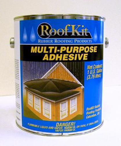 1 Gallon EPDM Rubber Roofing Multi Purpose Bonding Adhesive At Menards®