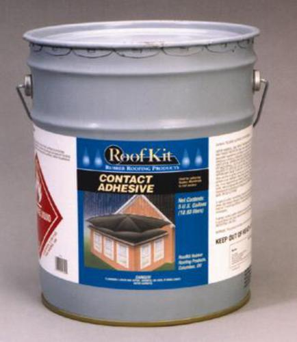 5 Gallon Epdm Rubber Roofing Contact Adhesive At Menards 174