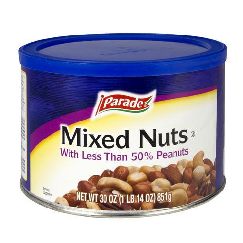 Parade® Mixed Nuts with Peanuts at Menards®