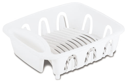 Sterilite White Dish Drainer At Menards