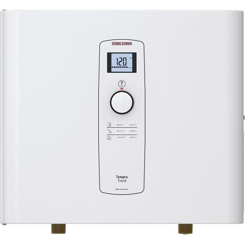 stiebel eltron tempra trend electric tankless water heater at menards®