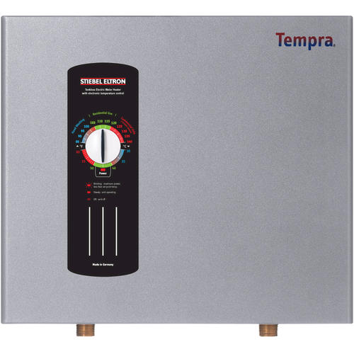 stiebel eltron tempra 28,800w tankless electric water heater at menards®