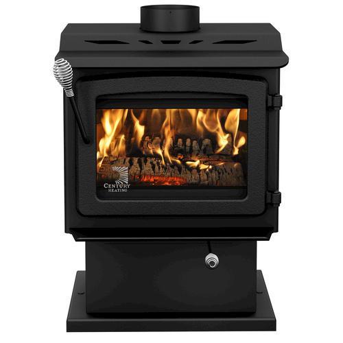 - Century FW2600 Wood Stove (500 - 1,300 Sq. Ft.) At Menards®