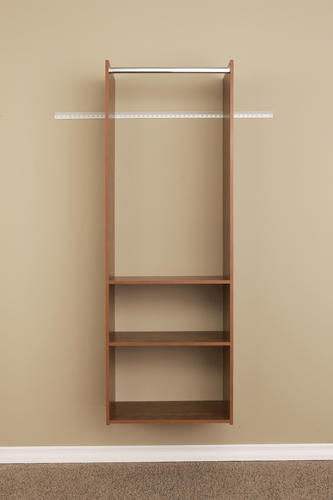 EASY TRACK Hanging Tower Closet Kit At Menards®
