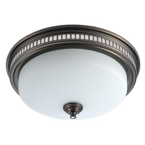 Tuscany Afton 110 Cfm Ceiling Exhaust Bath Fan With Light