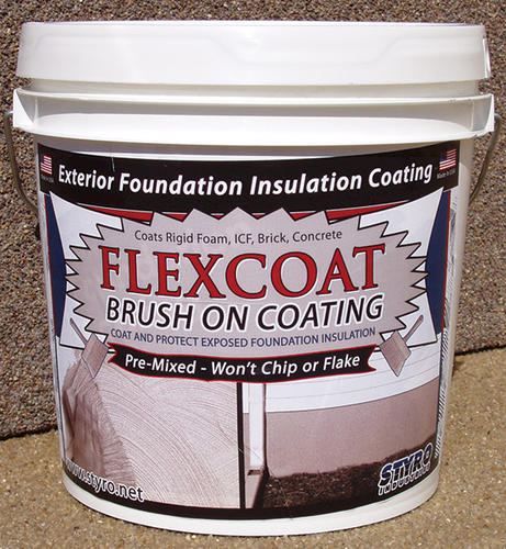 Styro Industries Flexcoat Foundation Coating 2 Gal At