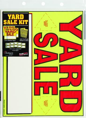 Yard Sale Kit At MenardsR