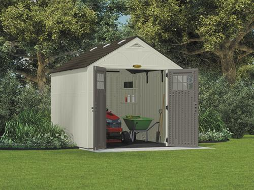 Suncast BMS8100 Tremont 8 x 10 Storage Shed