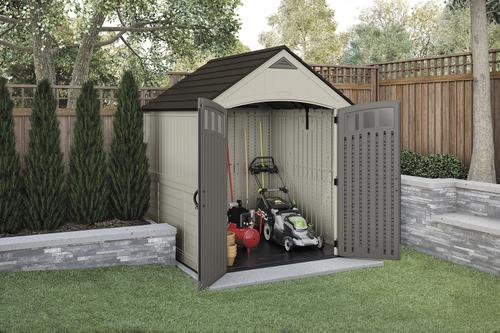 Suncast® Covington® Storage Shed At Menards®