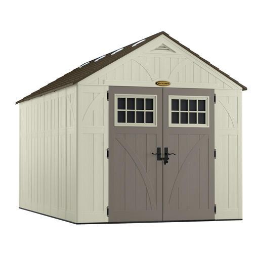 suncast tremont 8 x 13 shed at menards