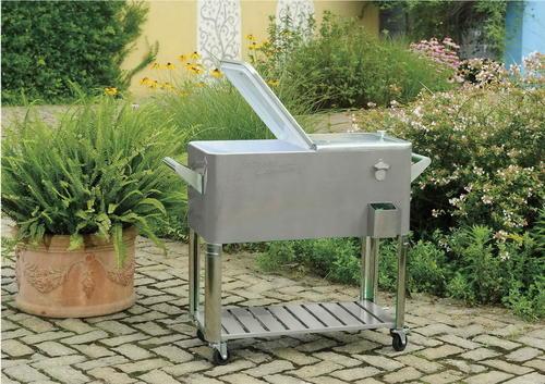 Backyard Creations 80 Qt Patio Cooler