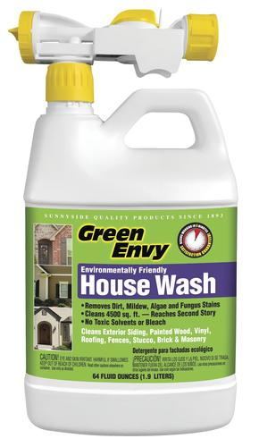 Green Envy House Wash 64oz at Menards