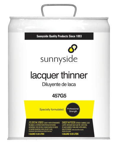 Sunnyside® Lacquer Thinner - 5 gal  at Menards®