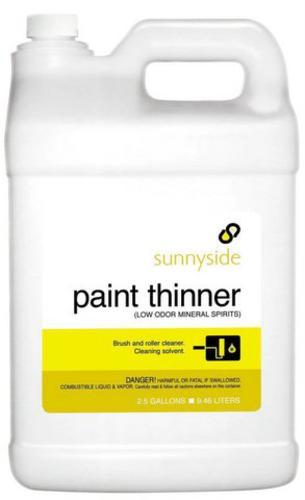 Sunnyside® Paint Thinner - 2 5 gal  at Menards®