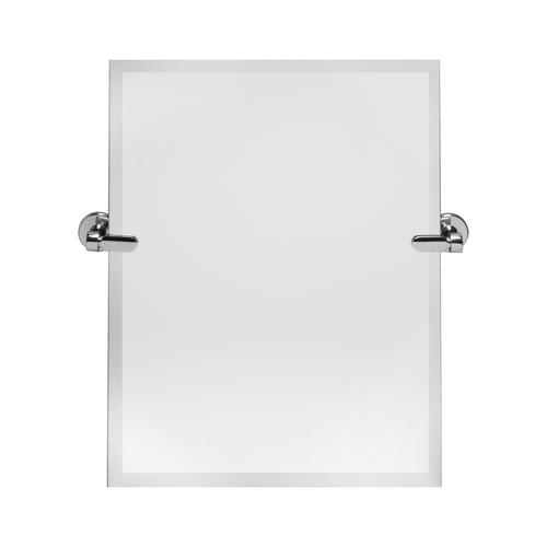 Dreamwerks 21 W X 24 H Pivoting Beveled Frameless Mirror With Chrome Hardware At Menards