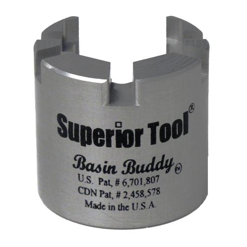 Superior Tool Basin Buddy Universal Basin Wrench Socket At Menards