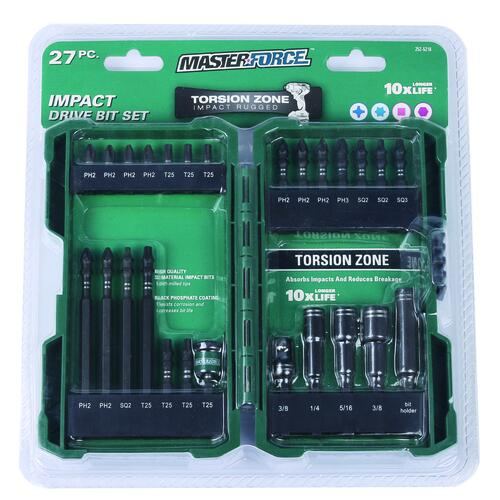 MASTERFORCE IMPACT DRIVERS WINDOWS 7