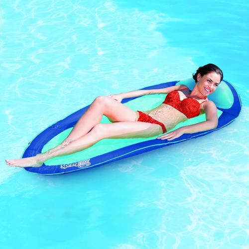 SwimWays Spring Pool Float - Assorted Colors at Menards®