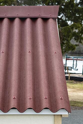 Ondura Premium 38 X 79 Roof Panel At Menards