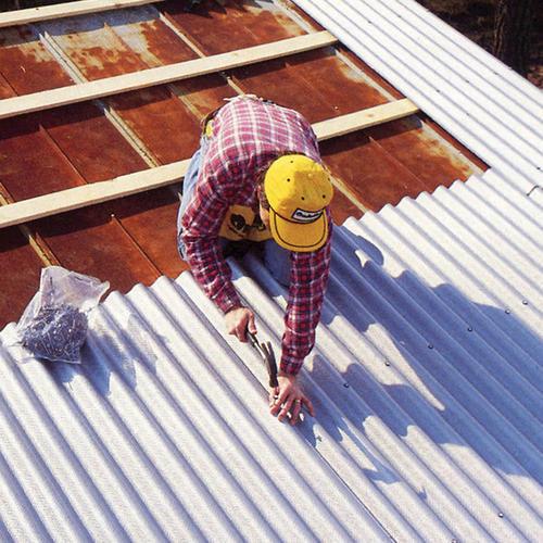 Corrugated Roofing Menards Amp