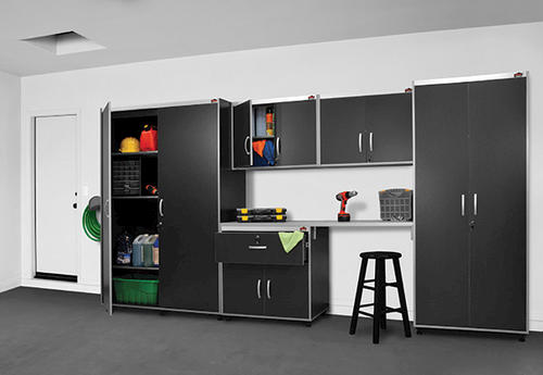 Xtreme Garage™ 6 Piece Tall Cabinet Laminate Storage System At Menards®