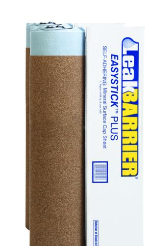 Easystick Plus Self Adhered Rolled Roofing 36 X 36 100 Sq Ft Coverage At Menards