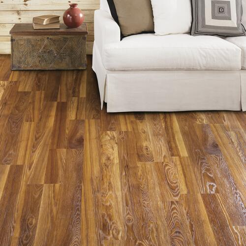 Tarkett Malibu 8 1 16 X 47 5 8 Attached Pad Laminate Flooring