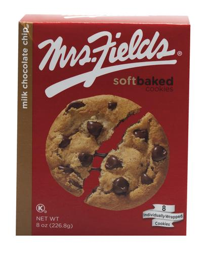 Mrs Fields Soft Baked Cookies 8