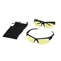 c281f77ddf Clear Night Vision Deluxe Tactical Sunglasses - 2pk at Menards®