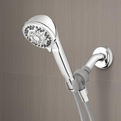 Waterpik® Chrome Power Spray+ 6 Function Hand Held Shower ...