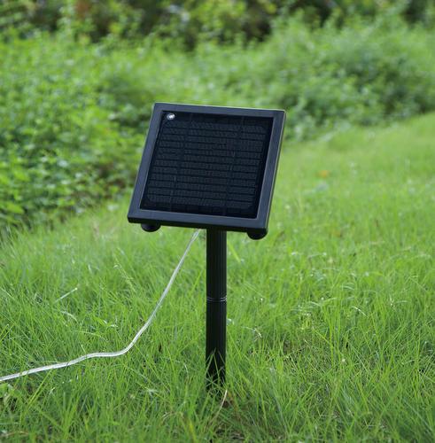 Solar Lights At Menards: Patriot Lighting Raef Solar Pendant At Menards®
