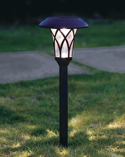 Patriot Lighting Solar Integrated Led Tracy Landscape Light