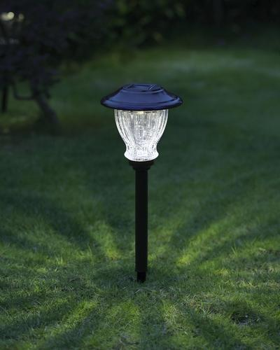 Patriot Lighting Solar Integrated Led Asbury Landscape