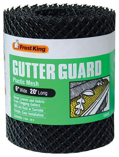 Frost King 6 X 20 Gutter Guard At Menards