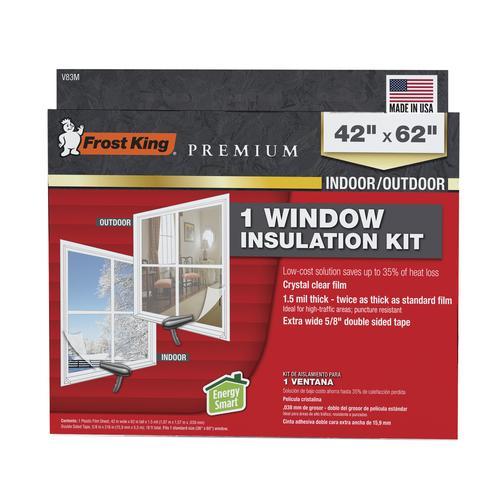 Frost King 174 Premium 1 5 Mill Indoor Outdoor Insulation