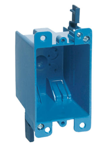 Carlon 1 Gang 14 Cu In Pvc Electrical Switch Outlet Box At Menards